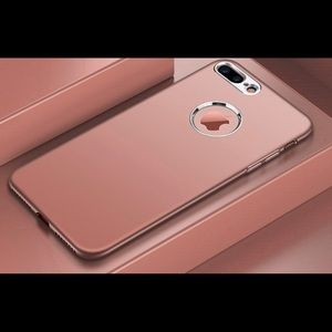 Accessories - Rose gold iPhone X/XS case